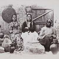 Group of Native Women, Jerusalem